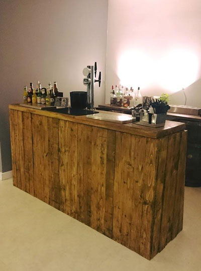 Portable Bar Hire